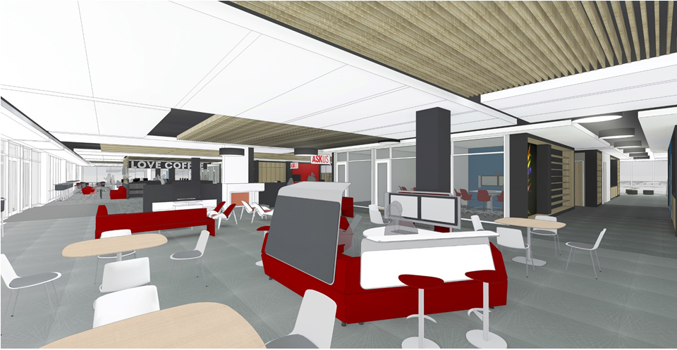 Interior design and architecutral plans